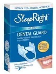 Hjälp mot tandgnissling