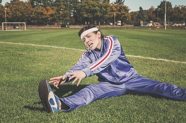 Sätt små träningsmål att uppnå och ta det lugnt och ödmjukt i början.