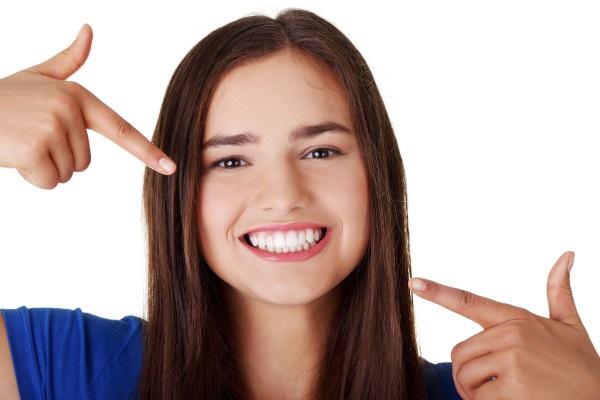 Olika metoder för tandblekning.