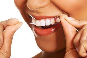 Tandtråd så ofta ska den användas